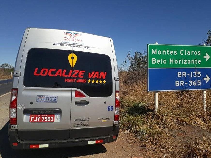 Localize Van
